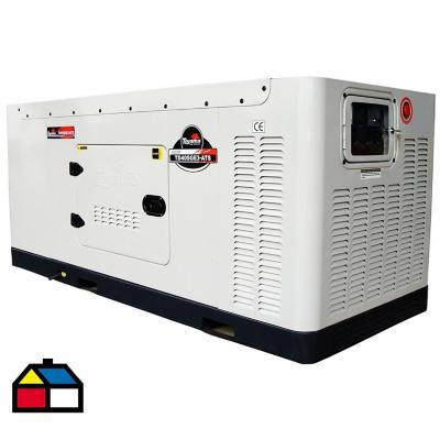 Generador eléctrico a diesel insonorizado 33000 W