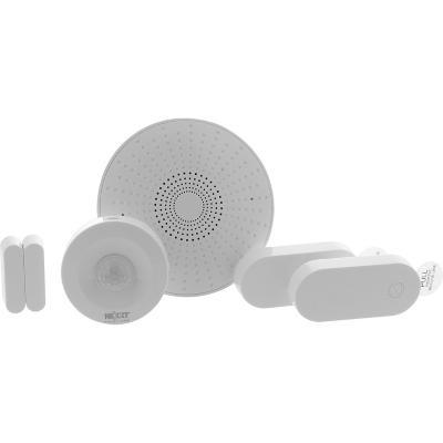 Kit seguridad sensor de movimiento y sirena smart