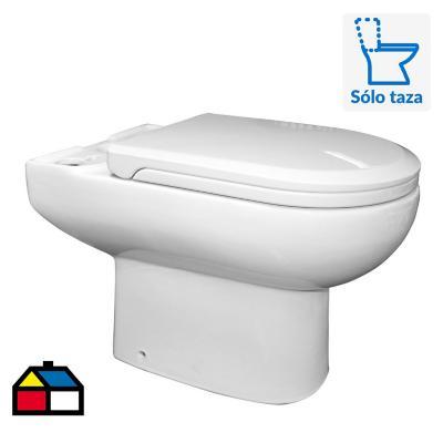 Taza wc ares con fijaciones