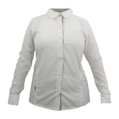 Camisa mujer gris talla L hw oregon geo tech dry