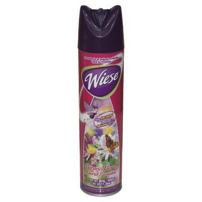 Aromatizante aerosol floral 400 ml 12 unidades