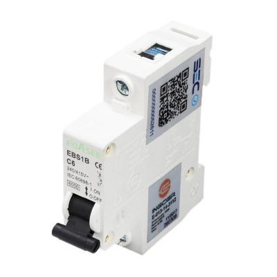 Interruptor automático 6 a