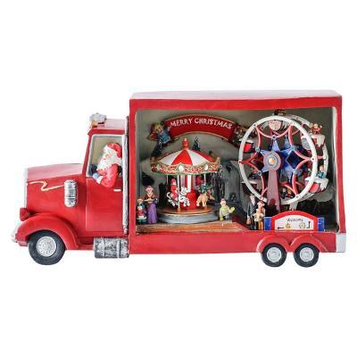 Camión de navidad