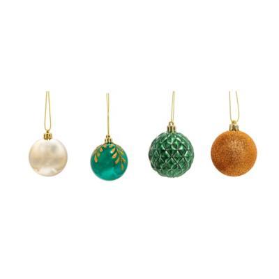 Set 10 esferas 6 cm