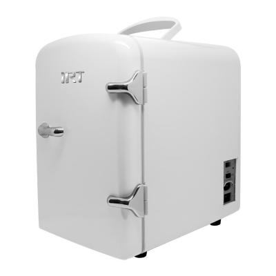 Mini frigobar 4 litros retro blanco