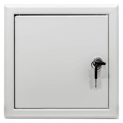 Tapa inspección llave de seguridad 30x30 cm