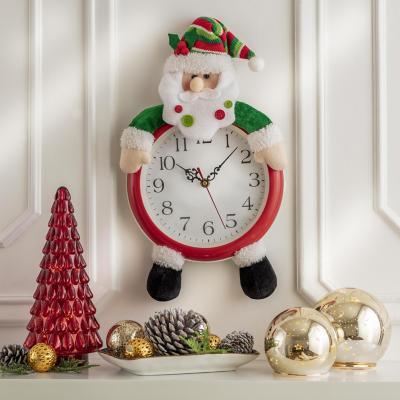 Reloj santa