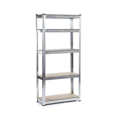 Estante metal galvanizado 5 niveles 180x90x40 cm