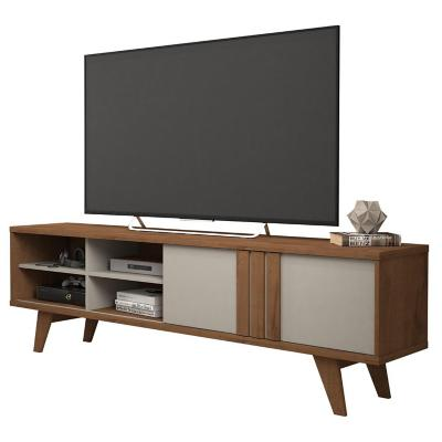 "Rack tv paraty bicolor 65"" 180x57x38,5 cm"