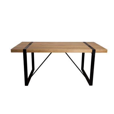 Mesa comedor madera 180x90x74 cm