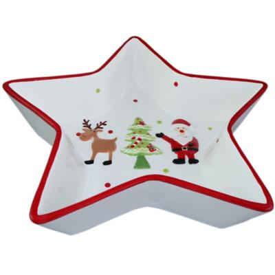 Fuente estrella navidad