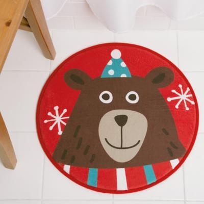 Piso de baño oso 48,5 cm