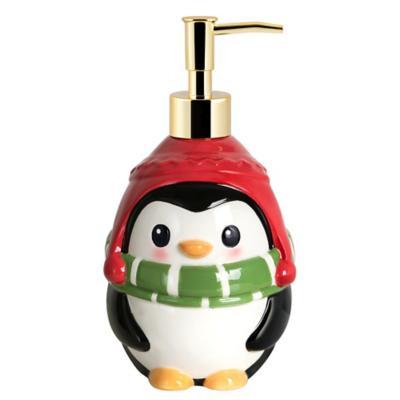 Dispensador pingüino 10,5 cm