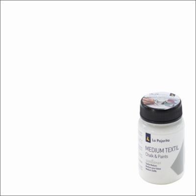 Medium textil blanco 75 ml