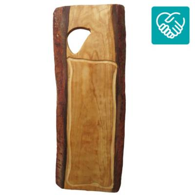 Tabla cortar de madera 60 cm
