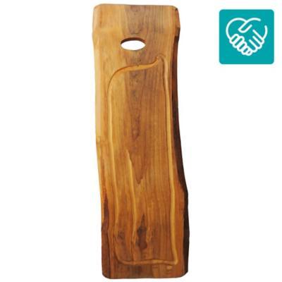 Tabla cortar madera 90 cm