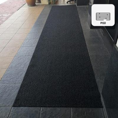 Limpiapiés comfort mat negro rollo 14,64 m2