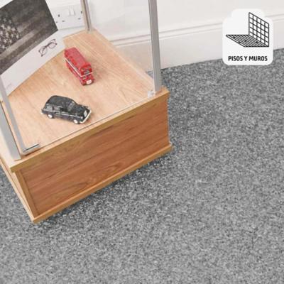 Piso vinílico granito gris rollo 60 m2