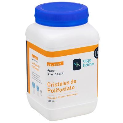 Cristales de polifosfato