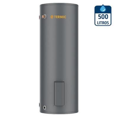 Termo eléctrico trifasico 380v 500 litros