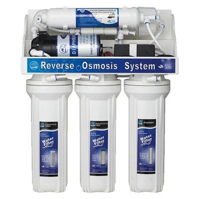 Purificador de agua ósmosis inversa con bomba