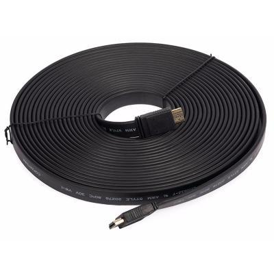 Cable hdmi 15 metros plano versión 1.4 1080p