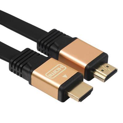 Cable hdmi 10 metros plano versión 1.4 1080p