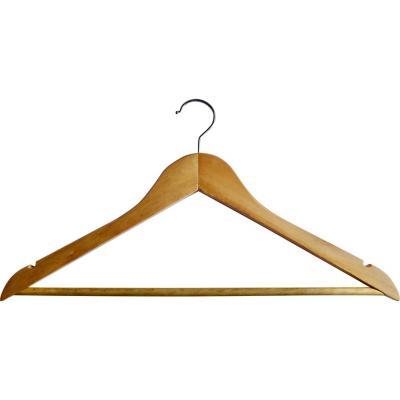 Colgador de ropa madera 1 pieza