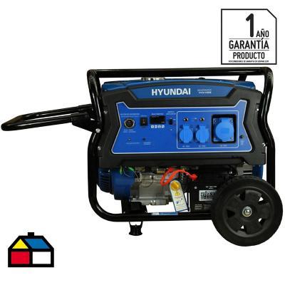 Generador eléctrico a gasolina 8300W