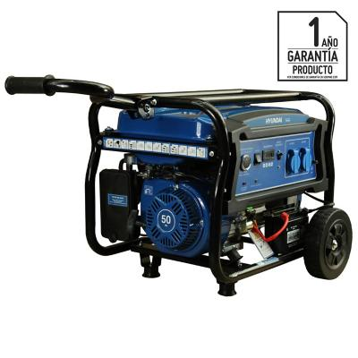 Generador eléctrico a gasolina 3500W