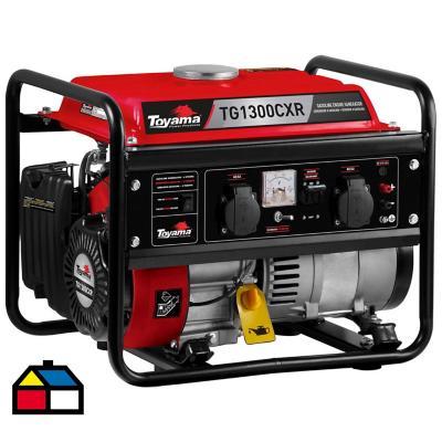 Generador eléctrico a gasolina 1150W