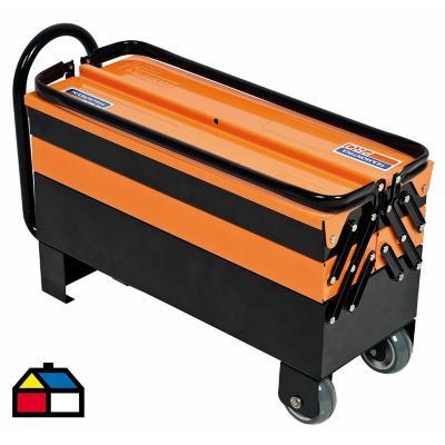 Caja con herramientas 40x56x21 cm 40 litros