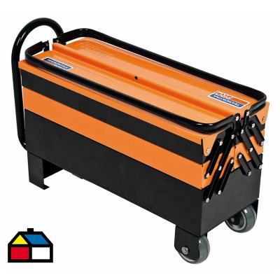 Caja porta herramientas 40x56x21 cm 40 litros