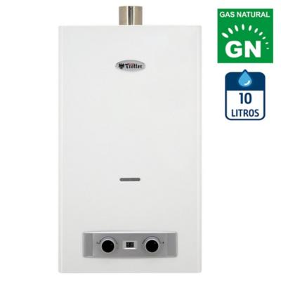 Calefont ATPW 10 Litros Gas NaturalTiro Forzado+ Terminal y Codo
