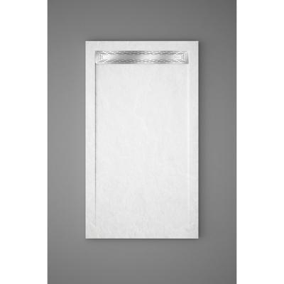 Plato de ducha 120x80 cm blanco