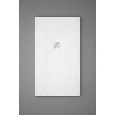 Plato de ducha 150x80 cm blanco