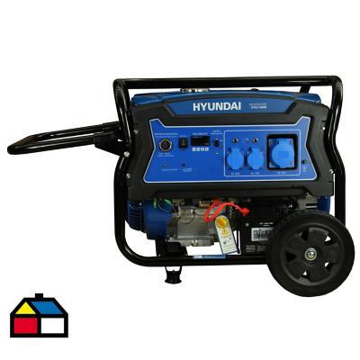 Generador eléctrico a gasolina 8800W