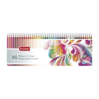 Caja de lápices 45 colores