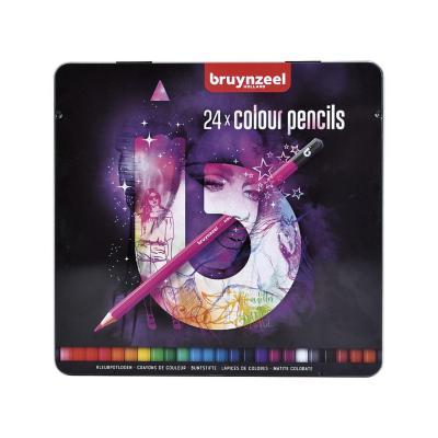 Caja de lápices 24 colores
