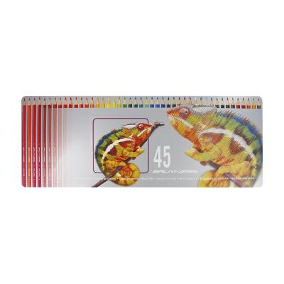 Caja de lápices 45 colores camaleón