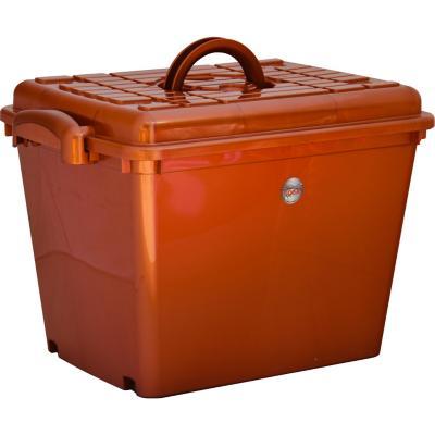 Caja 35 l 33x34x48 cm cobre
