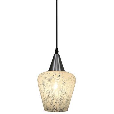 Lámpara colgante Venezia beige 1 luz E27
