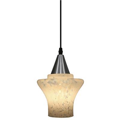 Lámpara colgante Treviso beige 1 luz E27