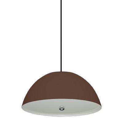 Lámpara colgante Urban café 2 luces E27