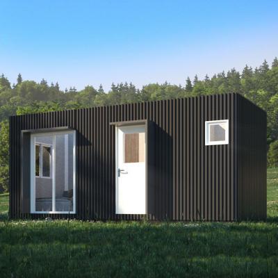 Prefabricada modular Ranco sin mobiliario