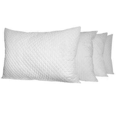 Pack de 4 almohadas premium 50x70 cm