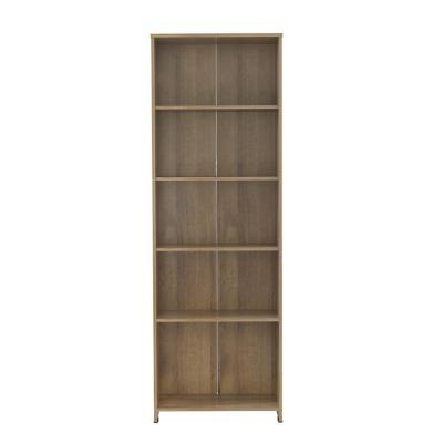 Mueble Biblioteca 182x60x25 cm Café