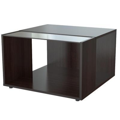 Mesa de centro 41x60x60 cm Café