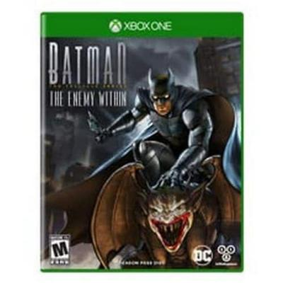 Juego Xbox one batman:the enemy within- telltale