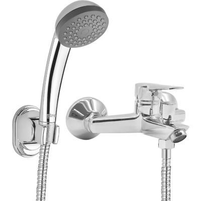 Monomando tina ducha Arezzo cromo